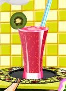 Фруктовый коктейль - Онлайн игра для девочек