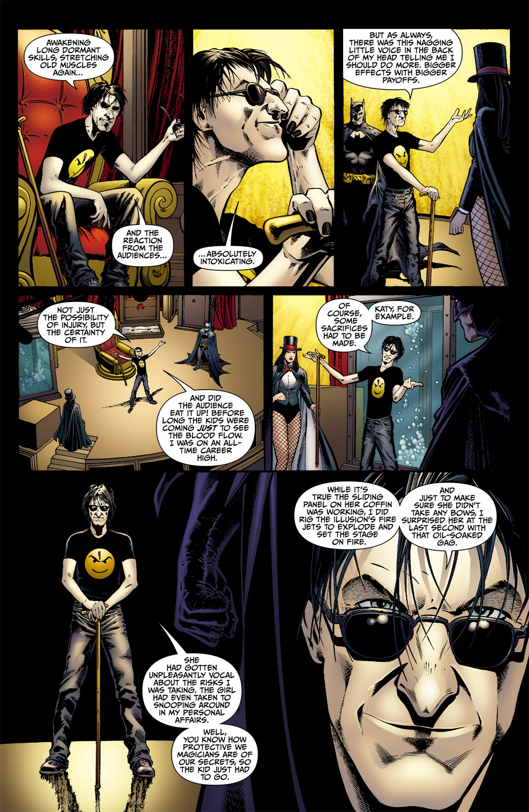 Detective Comics (1937) Issue #833 Page 17