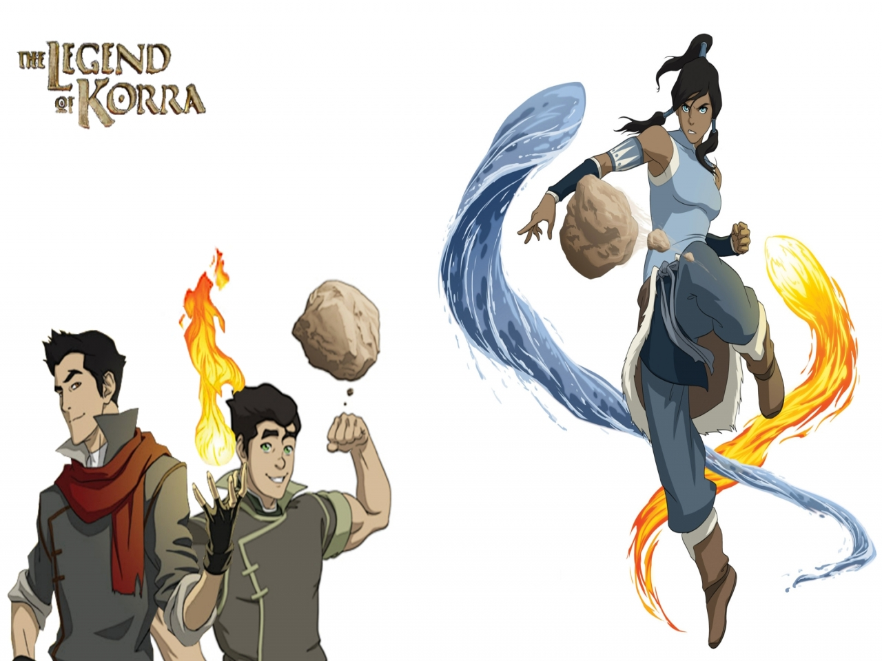 Free Dwonload Avatar: the Legend of Korra PowerPoint Backgrounds ...