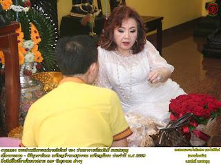 ท่านเจ้าของสถานี #MVTV Thailand ช่อง Five Channel  ได้เดินทางมาร่วมงานทำบุญฉลอง พระตำหนักพระแม่กวนอิมใหม่ ของท่านอาจารย์ คุณชัยยุทธ ทวีปวรเดช , คุณสุชาดา ทวีปวรเดช