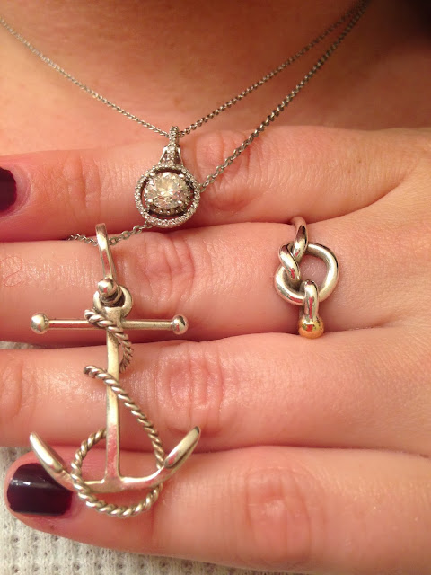 pearls and pasta: Tips in the Kitchen- DIY Silver Jewelry ...