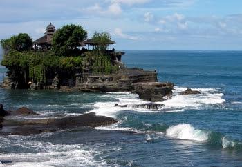 لمعبد بورا تاناه لوت في اندونيسيا (صوور  Pura+Tanah+Lot+4