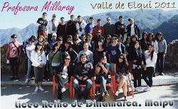 La Gira de Estudios 2011