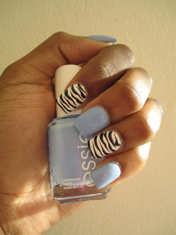 Exotic You: The Low Down: Martina\'s Nails Place