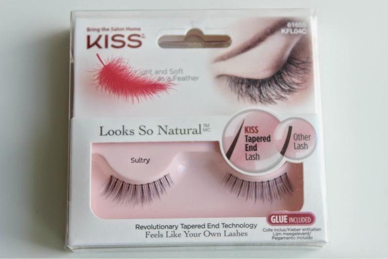 New Kiss Lashes Looks So Natural Range
