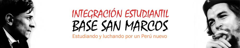 Integración Estudiantil - Base San Marcos