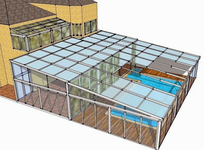 Somos f brica de techos m viles cubierta piscinas - Moviles de techo ...
