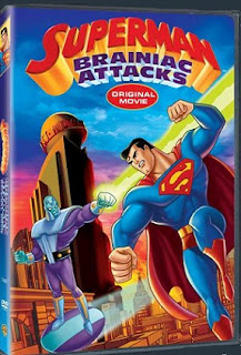Superman Super Villains Brainiac (2013) DVDRip Free Download Full Movie