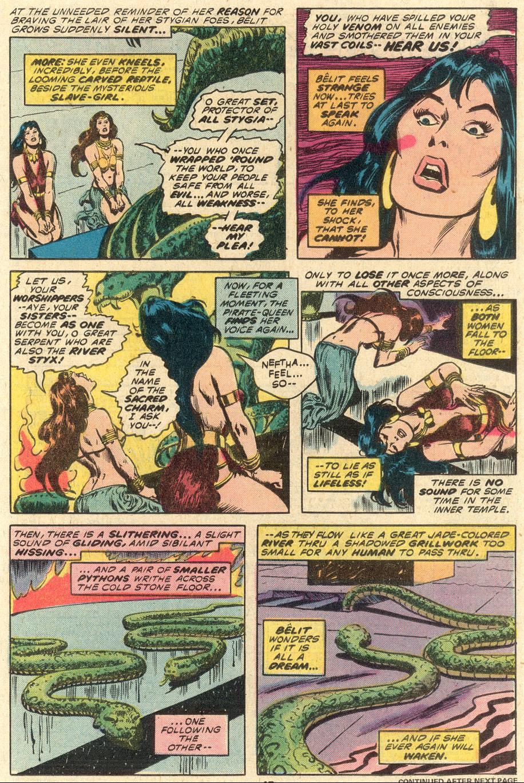 Conan the Barbarian (1970) Issue #84 #96 - English 12