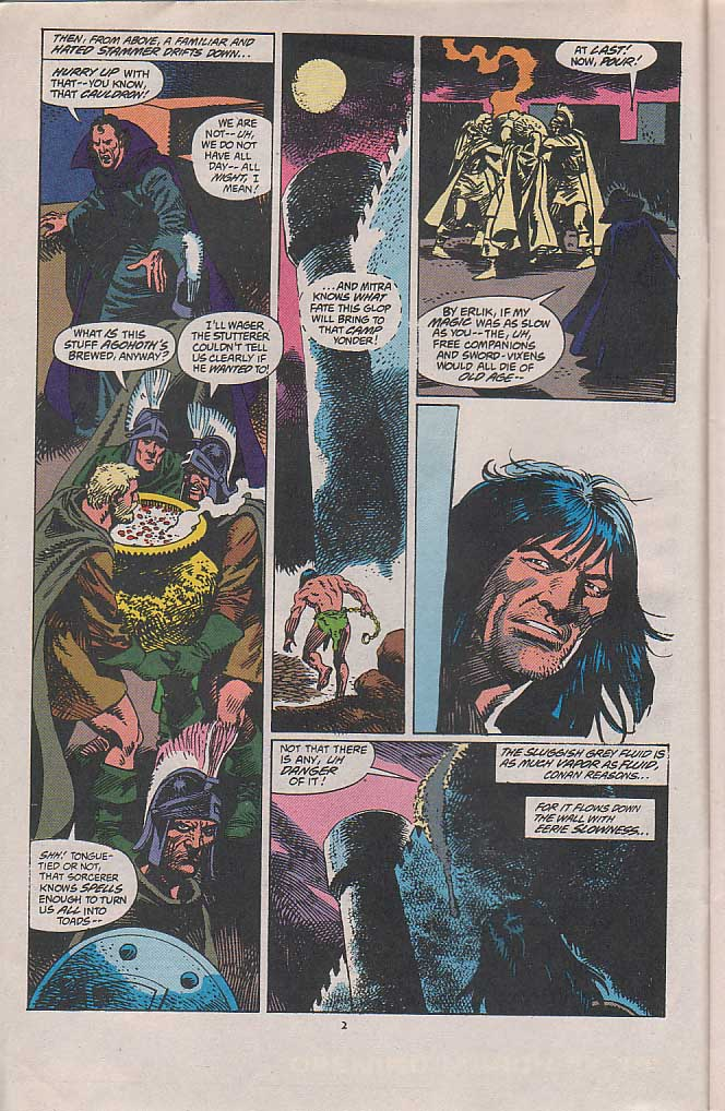 Conan the Barbarian (1970) Issue #268 #280 - English 3