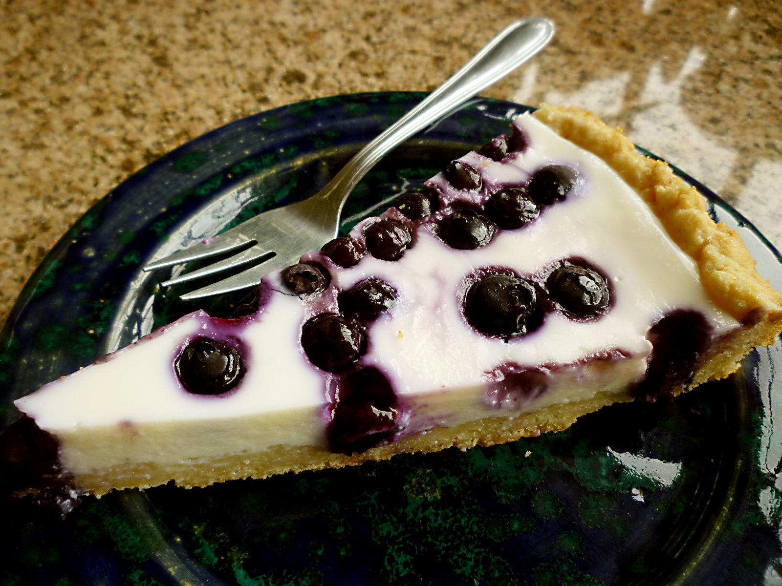 La Cocina de Latimer: Kuchen de ar?ndano y yogur