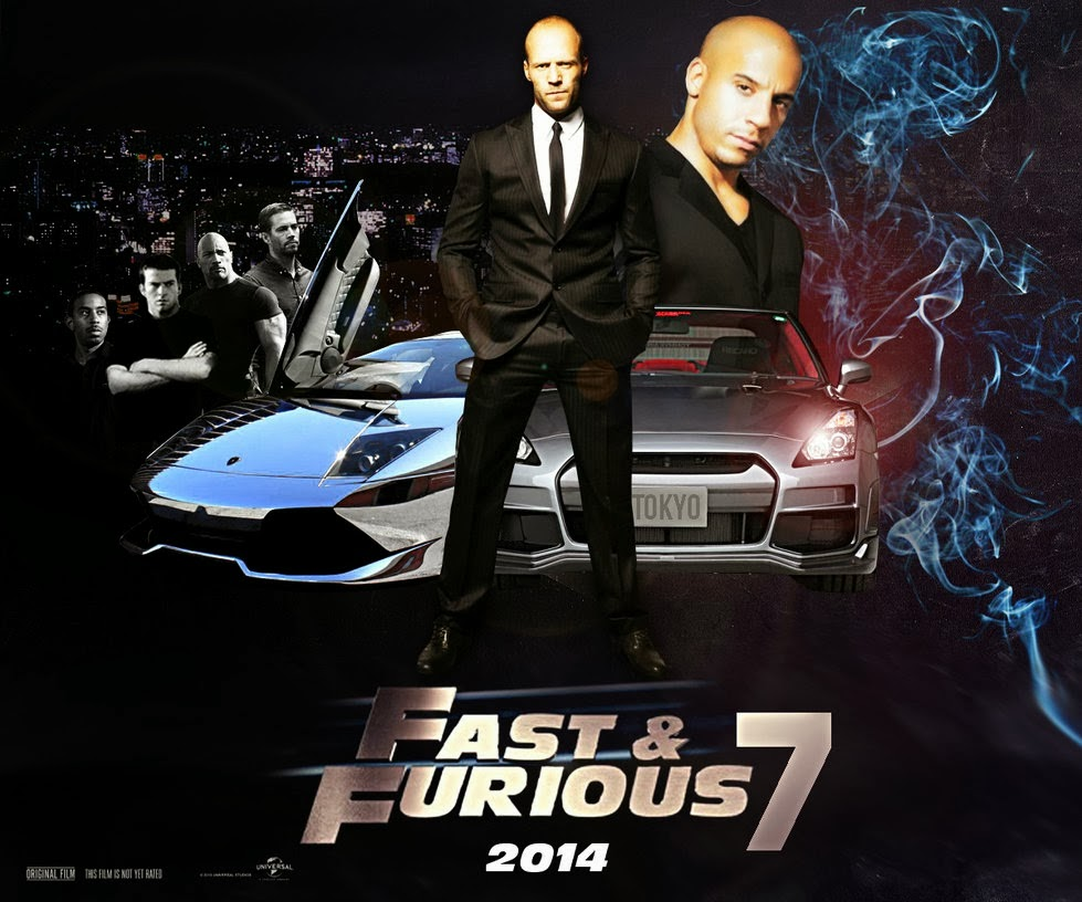 Fast and Furious 7 HD Wallpapers