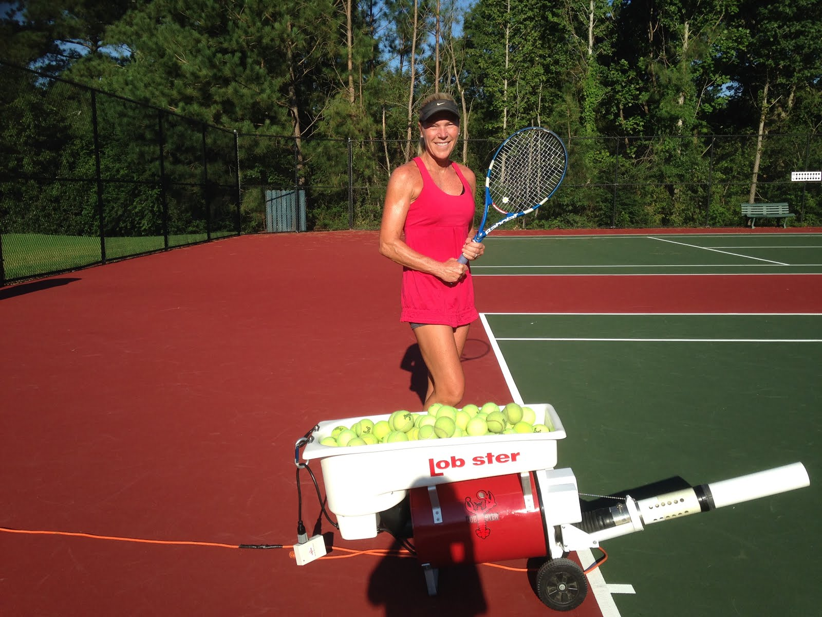 tennis tutor ball machine manual
