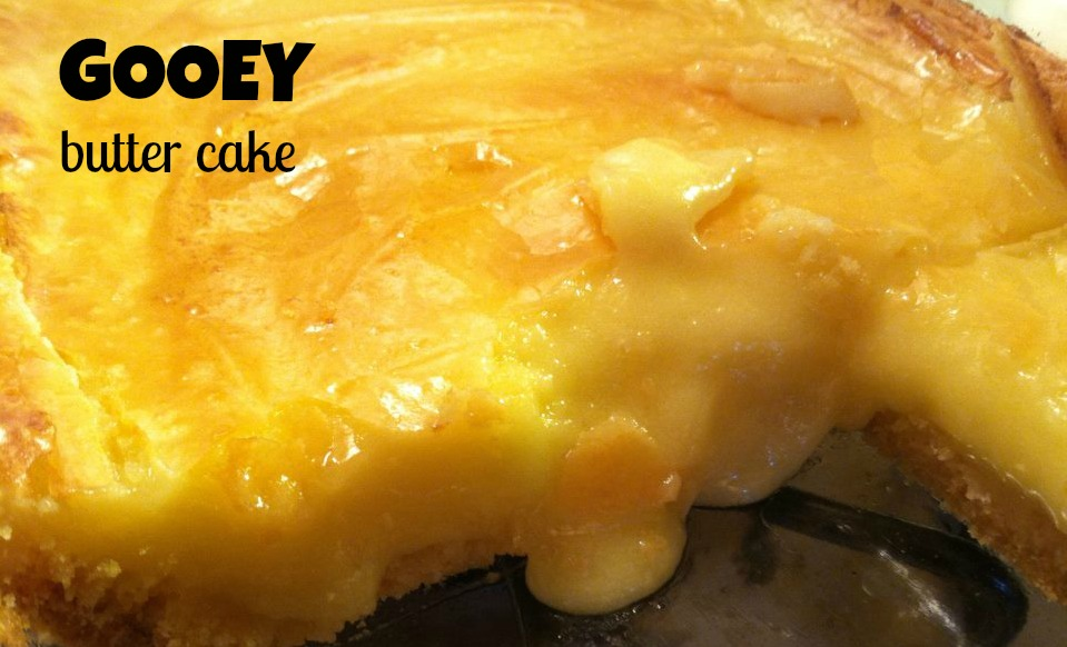 Gooey Butter Cake | Sugar for Breakfast: Gooey Butter Cake