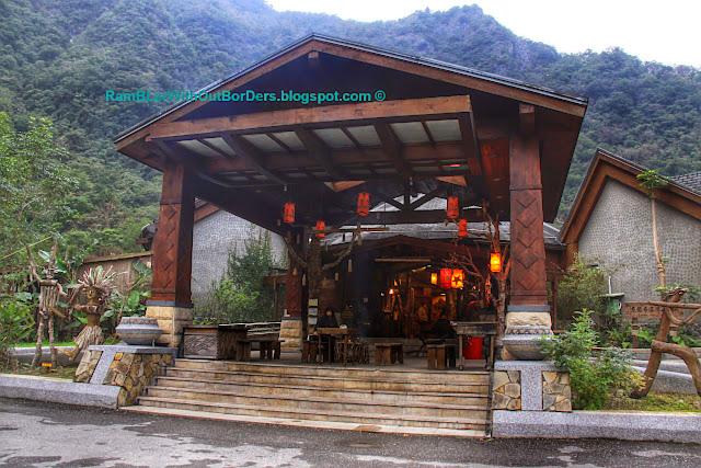 Bruwan Leader Village Hotel, Taroko National Park, Taiwan