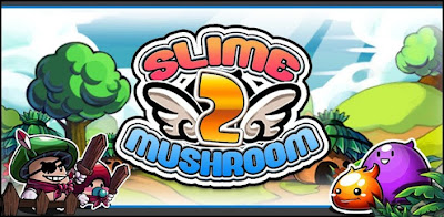 Slime vs. Mushroom Apk Game 2 v1.9 (Free Shopping)