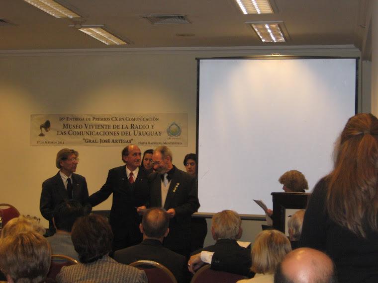 Premio CX en Comunicaciones 2011 - 17/5/2011
