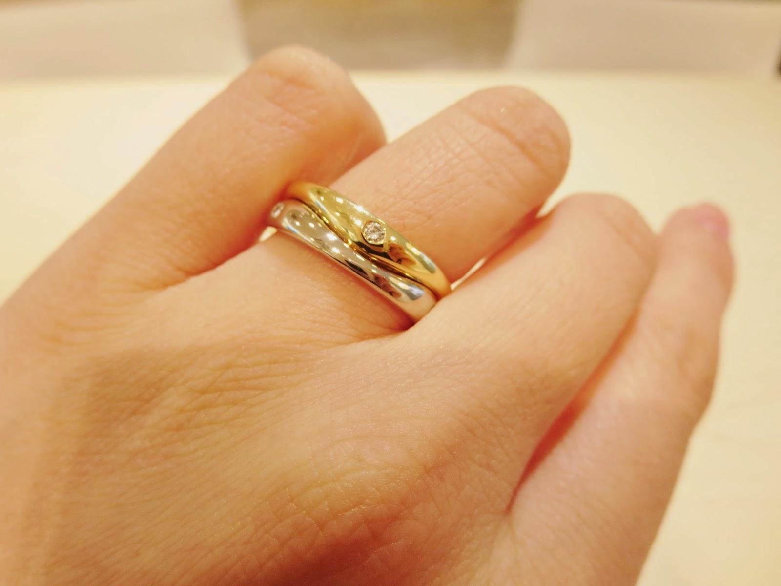 FURRER JACOT フラー・ジャコー 名古屋 結婚指輪 太め ゴールド 鍛造 クオリティ