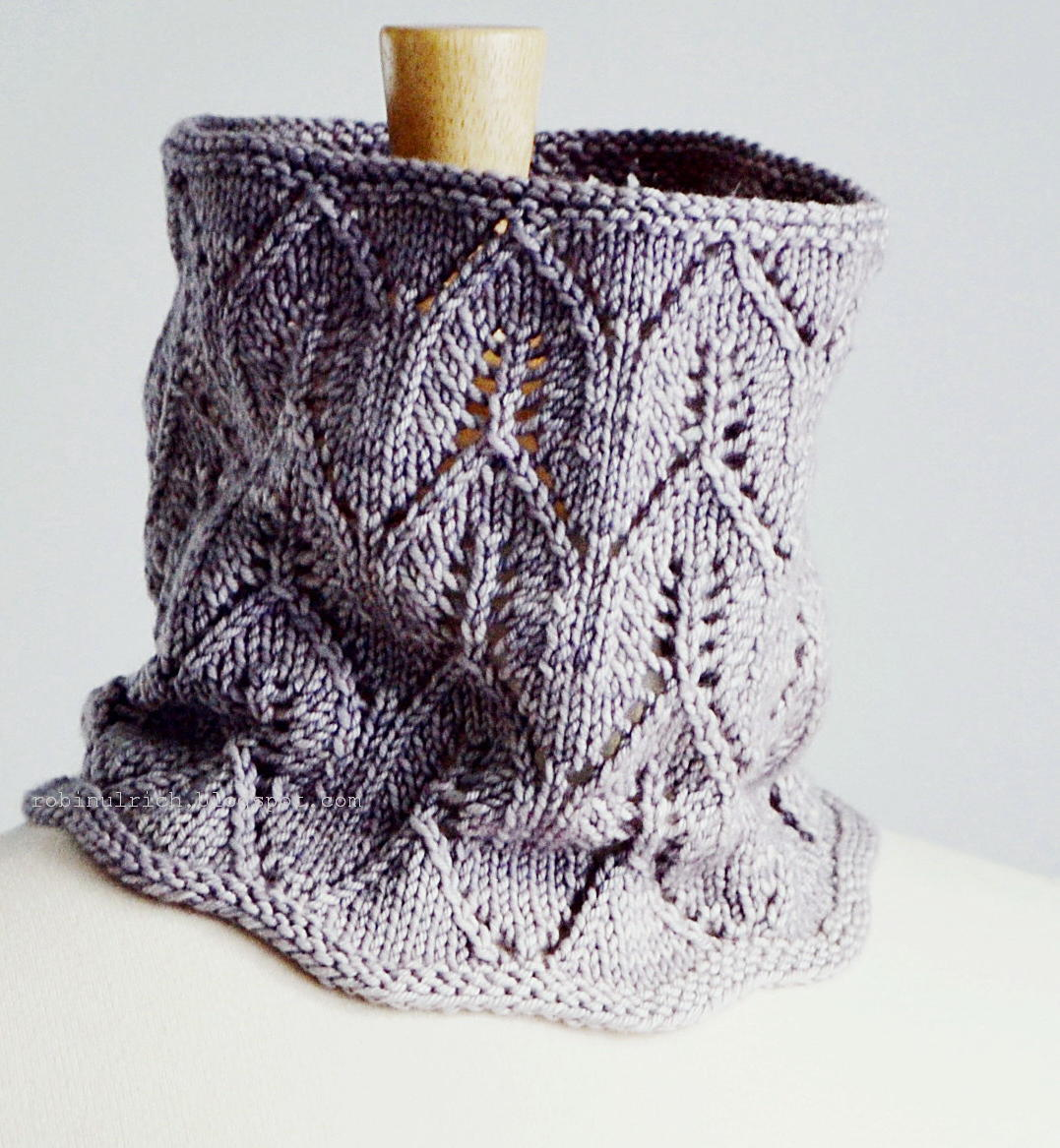 New Knitting Patterns : Robin Ulrich Studio: New Knitting Pattern - Greyhaven