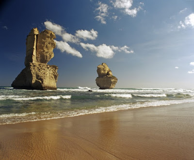 rock formation, 12 Apostles
