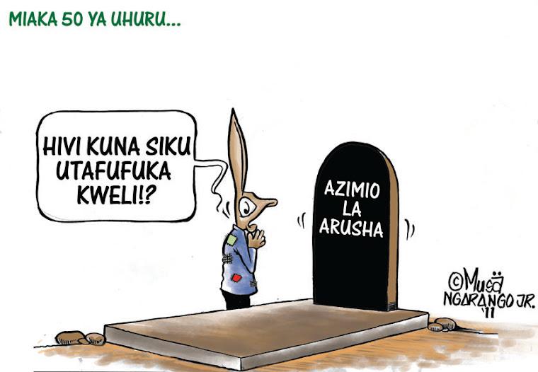 Azimio la Arusha