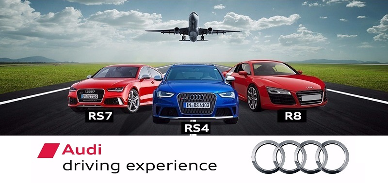 audi center teresina realiza driving experience com r8. Black Bedroom Furniture Sets. Home Design Ideas