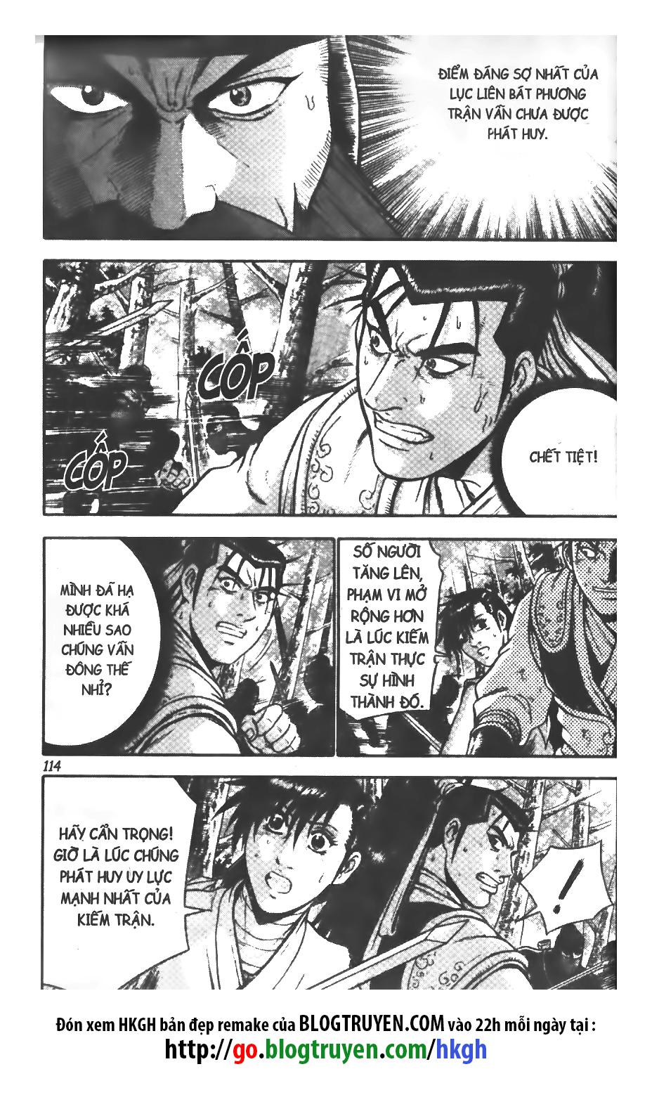 Hiệp Khách Giang Hồ chap 321 page 7 - IZTruyenTranh.com