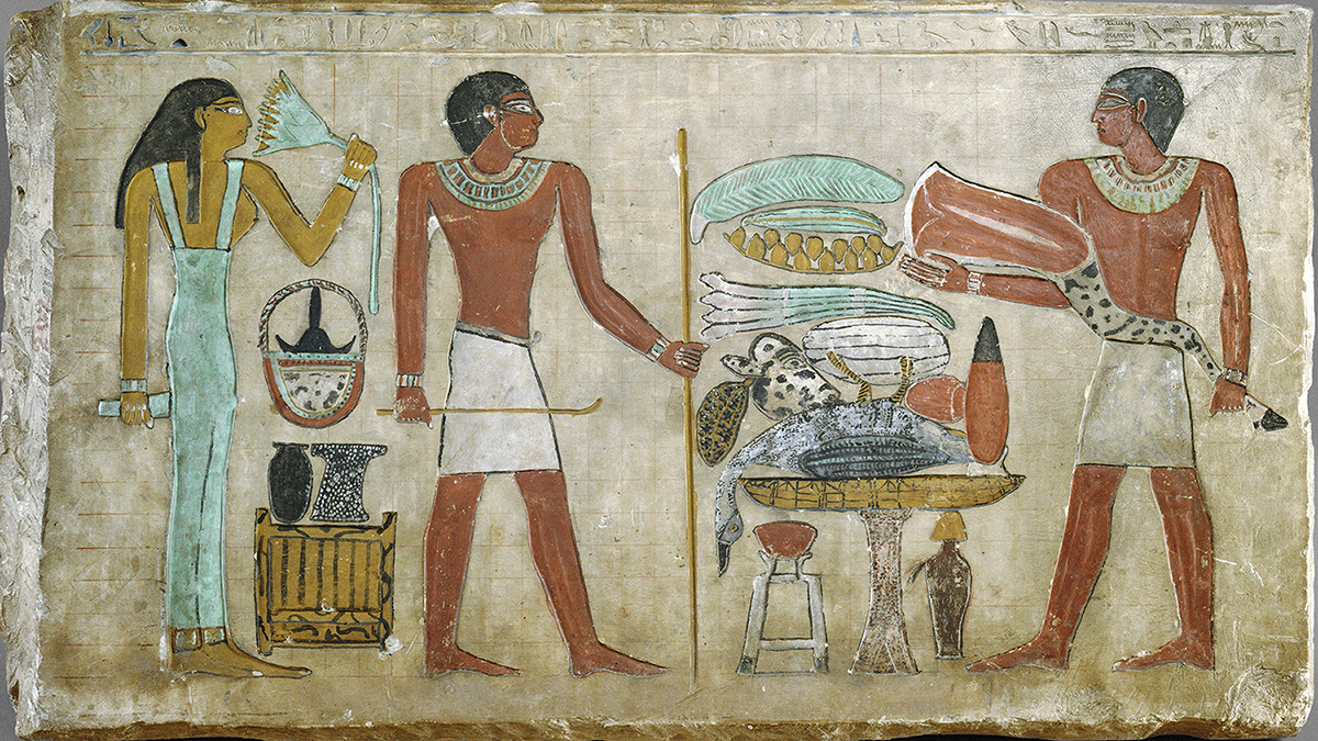 The Middle Kingdom - Ancient Egypt