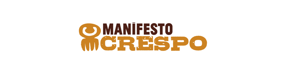 Manifesto Crespo