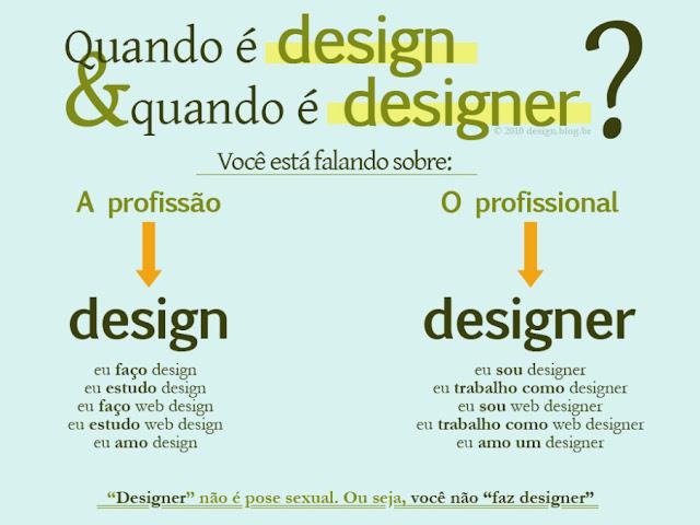 Design ou Designer