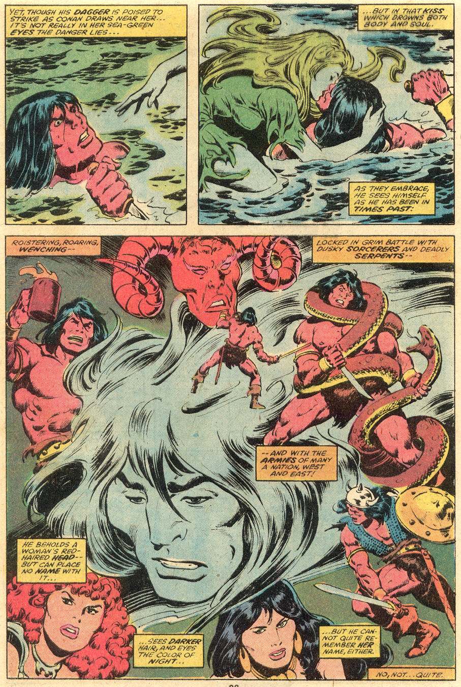 Conan the Barbarian (1970) Issue #98 #110 - English 15