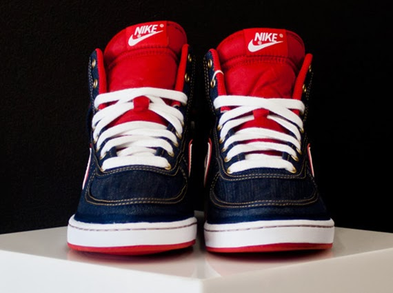 "Nike Vandal High Supreme ""Blue Denim"""