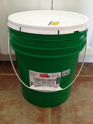 Free Storage Containers for Emergency Survival Food Stores