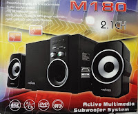 Jual Speaker Aktif Advance M180 Murah