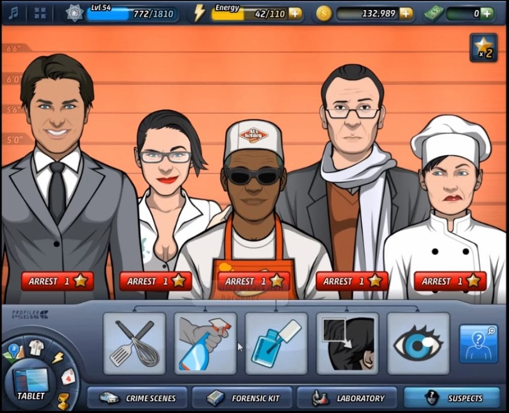 Superior Criminal Case   Walkthrough, Cheats, Tips, Guide And Tricks