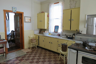 The very appointed kitchen