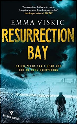 Review to come: Reserrection Bay by Emma Viskic