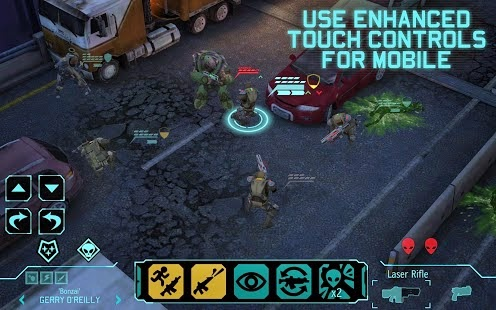 XCOM Enemy Unknown Android APK + Data Full Version Pro Free Download