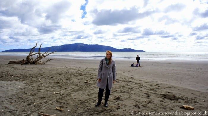 Foxton Beach in Winter - New Zealand