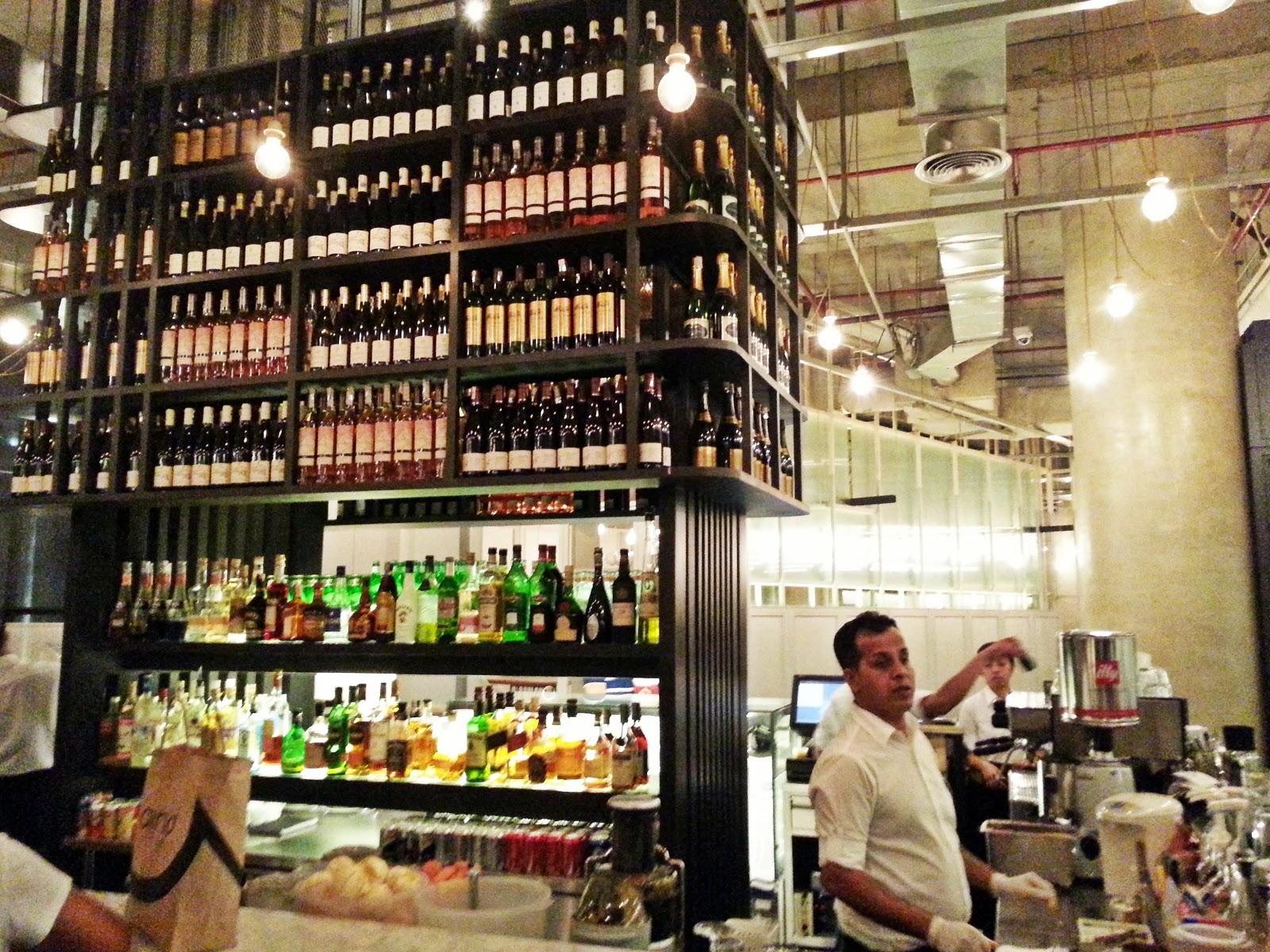 Venoth\'s Culinary Adventures: Alexis Bistro & Wine Bar @ The Gardens