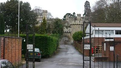 Devizes Castle