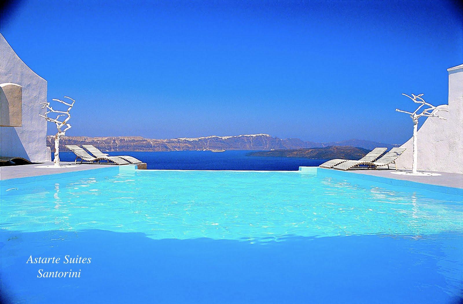 Astarte suites santorini greece honeymoon getaway for Santorini astarte suites