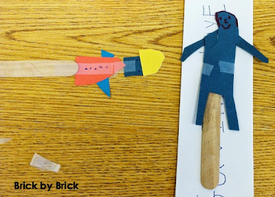Craft Stick Puppets