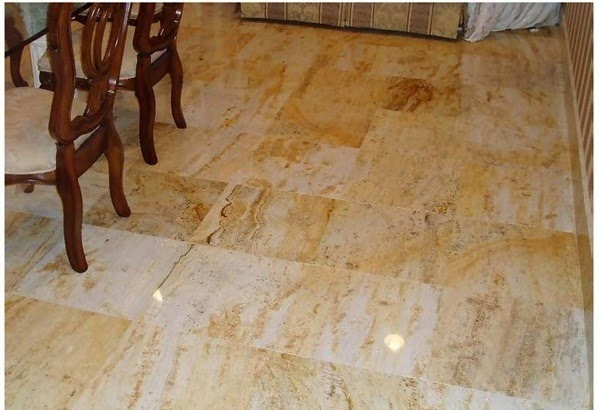 Durable: Granite flooring is very hard, durable and virtually indestructible– It lasts a lifetime with good care and will always look as elegant as the day ...
