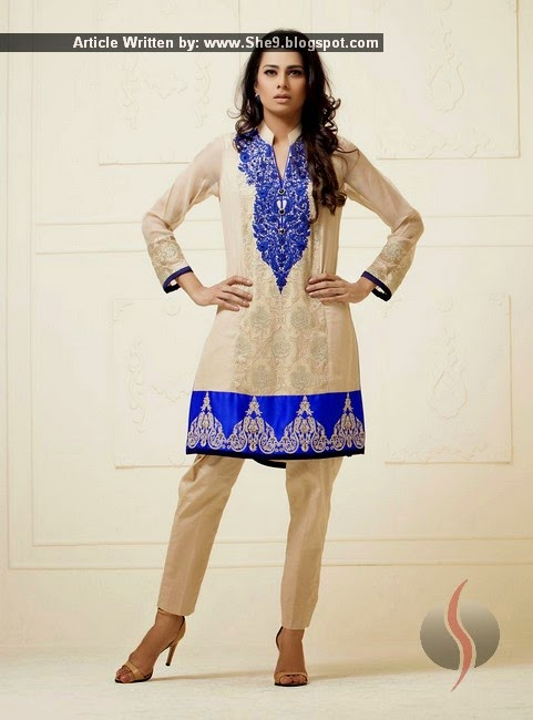 Zainab Chottani Pret Collection 2015