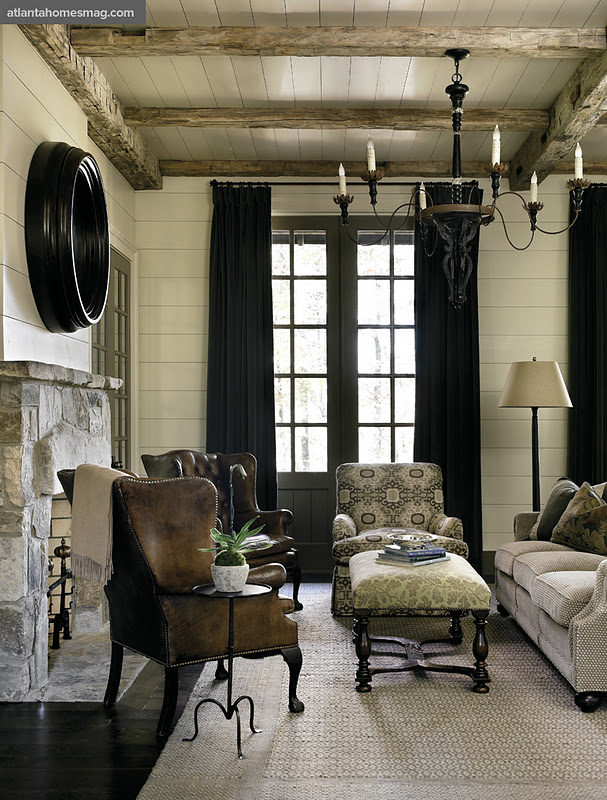 New Home Interior Design Country Chic
