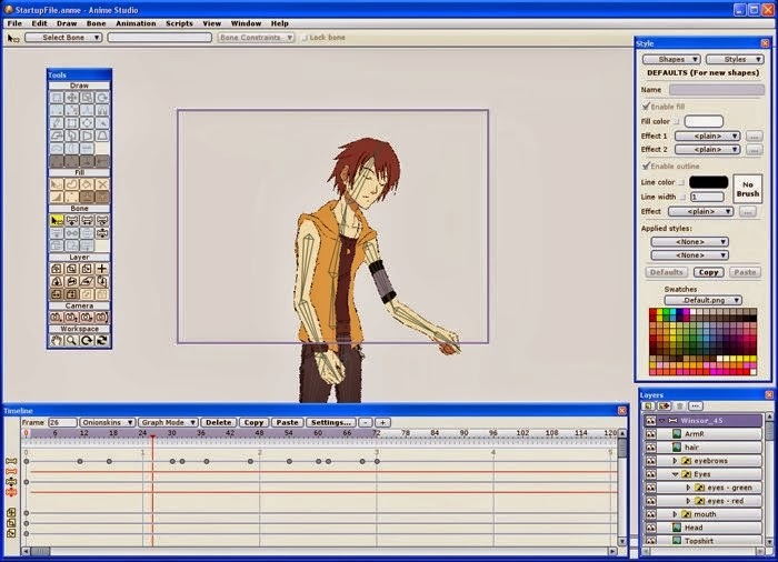 Anime Studio Pro 7 Final Activated