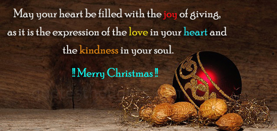 Christmas day quote