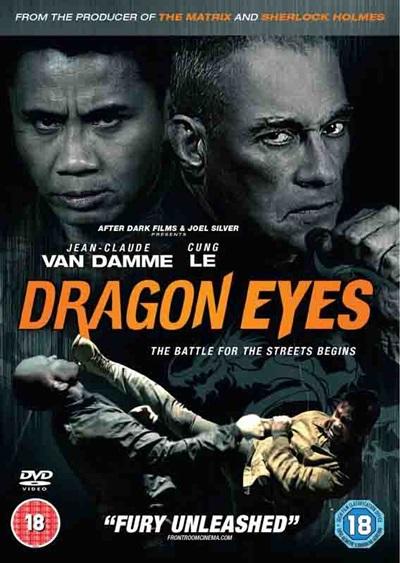 Los Ojos del Dragón DVDRip Español Latino