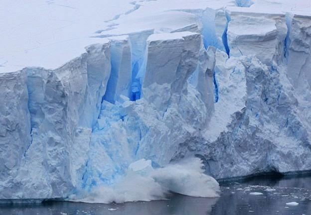 Gawat, Es Antarktika Barat Meleleh Lebih Cepat